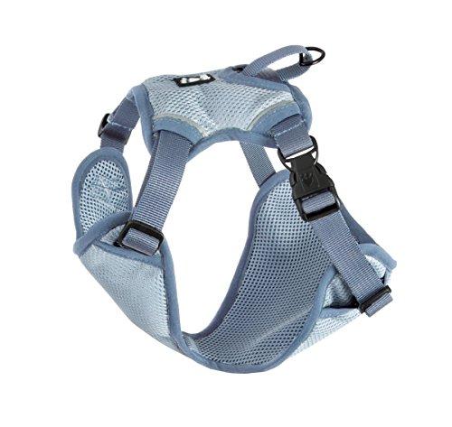フルッタ  Hurtta  クーリングハーネス 胸囲45-60cm用 ブルー  正規代理店品