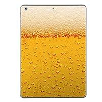 第6世代 iPad 9.7インチ 9.7inch iPad6 2018年モデル A1893 A1954 スキンシール apple アップル アイパッド タブレット tablet シール ステッカー ケース 保護シール 背面 人気 単品 おしゃれ おしゃれ ユニーク ビール 夏 001028