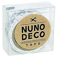 KAWAGUCHI(カワグチ) 手芸用品 NUNO DECO ヌノデコテープ 北欧の冬 15-243