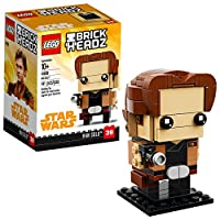 LEGO BrickHeadz Han Solo 41608 Building Kit 141 pieces