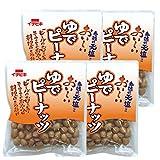 イチビキ ゆでピーナッツ 60g 4袋