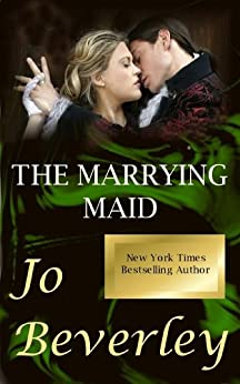 The Marrying Maid by [Beverley, Jo]