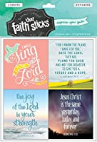 Jeremiah 29:11: Stickers For Journaling and Scrapbooking (Faith That Sticks)