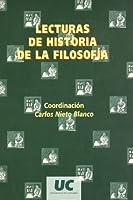 Lecturas de historia de la filosofía