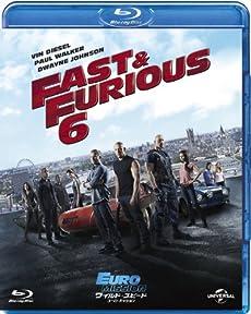 ワイルド・スピード EURO MISSION [Blu-ray]