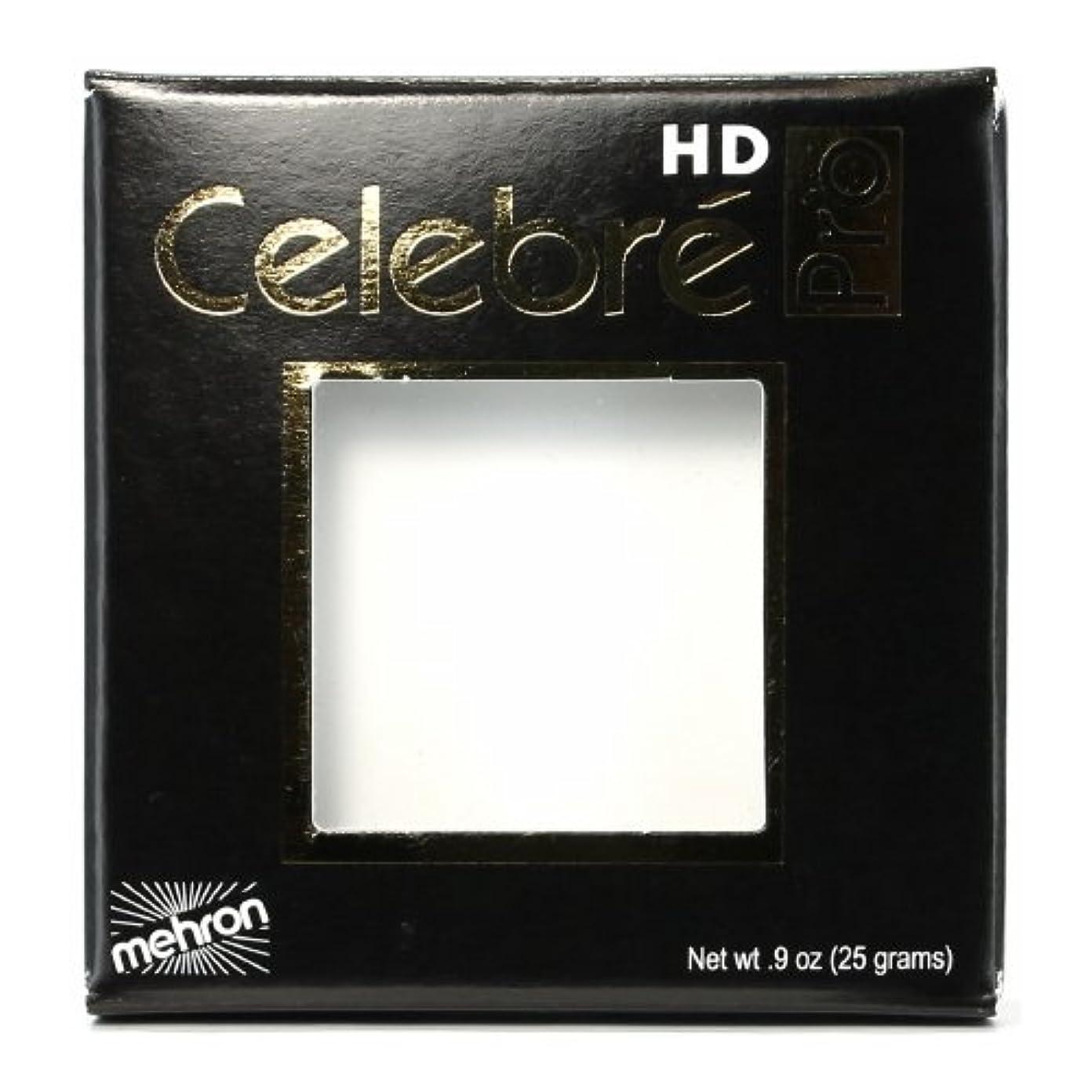 私たち対話女王(6 Pack) mehron Celebre Pro HD Make-Up - White (並行輸入品)