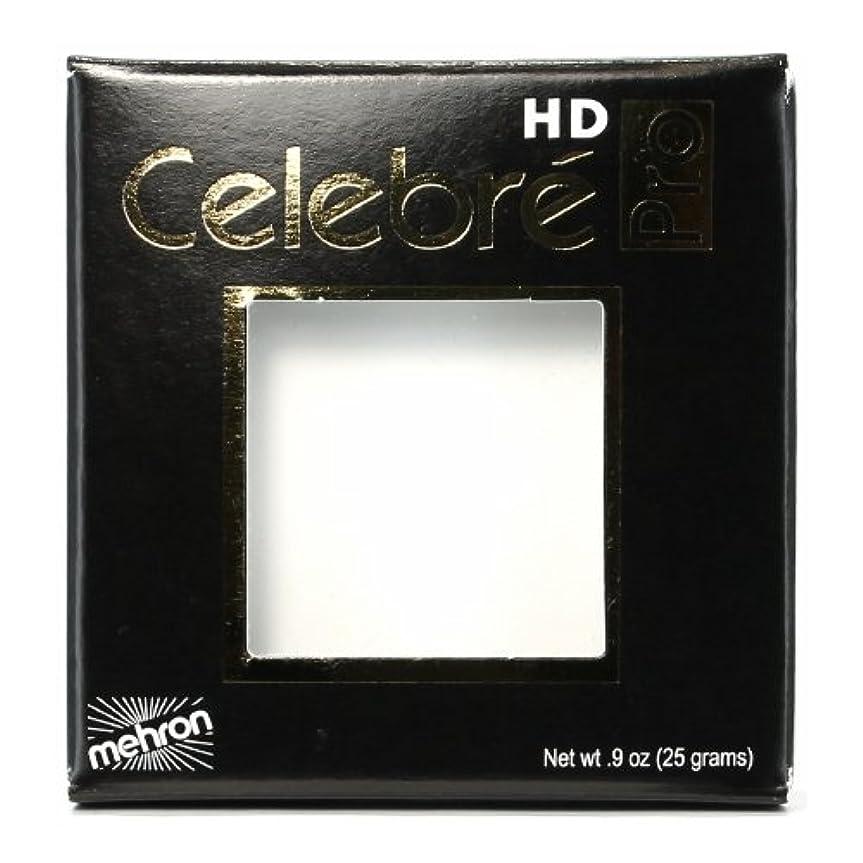 嵐人形モネ(6 Pack) mehron Celebre Pro HD Make-Up - White (並行輸入品)