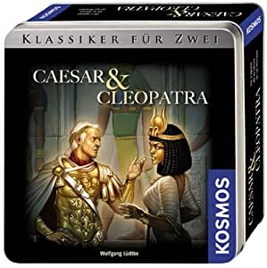 カエサル&クレオパトラ