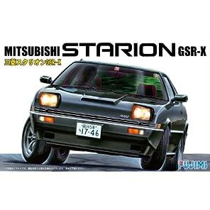 フジミ模型 1/24 インチアップシリーズ No.117 三菱 スタリオン GSR プラモデル ID117