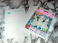 ポストカード20枚セット「LaLa創刊号表紙/山岸凉子」LaLa 40周年記念 付録/まとめ売り 大量セット