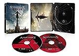 【Amazon.co.jp限定】アサシン クリード 3D & 2D ブルーレイセット スチールブック仕様 [Blu-ray]