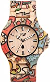 Amazon.co.jp[ウィウッド]WEWOOD 腕時計 ウッド/木製 DATE WOOP LOVE BEIGE 9818120  【正規輸入品】