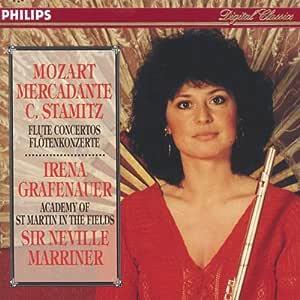 Mozart/Stamitz:Flute Concertos