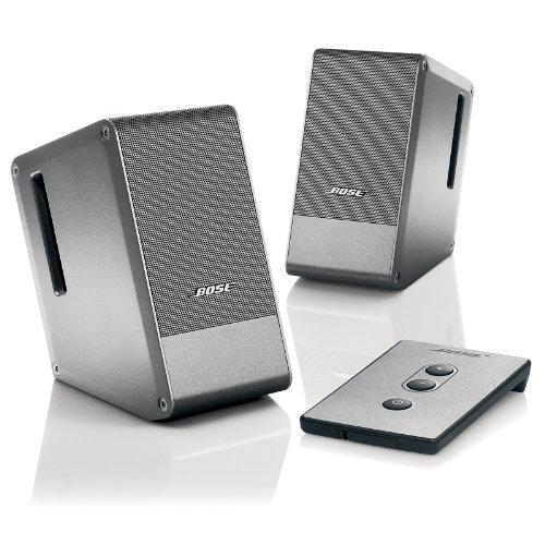 Bose Computer MusicMonitor : PCスピーカー シルバー MusicMonitor M2【国内正規品】