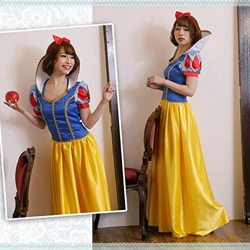 shen-princess ディズニー 白雪姫 コスチューム Lサイズ