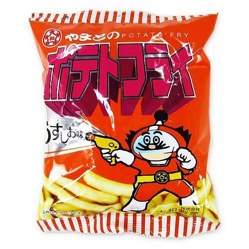 やまと ポテトフライ(30個入)駄菓子 業務用 まとめ買い スナック菓子 景品 子供会