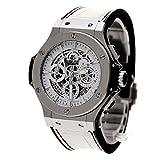 HUBLOT(ウブロ) 311.SX.2010.GR.GAP 世界限定250本 ビッグバン アエロバン ガルミッシュ 腕時計 ステンレス/アリゲーターxラバー メンズ (中古)