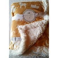 Petit l'amour plush baby blanket [並行輸入品]