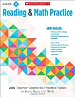 Reading & Math Practice for Grade 3: 200 Teacher-Approved Practice Pages to Build Essential Skills