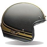 Bell ベル CUSTOM 500 CARBON RSD BOMB Helmet 2016モデル ヘルメット ブラック/ゴールド XS(53~54cm)