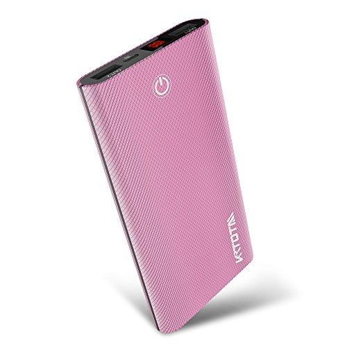 大容量 軽量 モバイルバッテリー スマホ急速 携帯用の充電器...