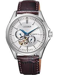 [シチズン]CITIZEN 腕時計 CITIZEN-Collection シチズンコレクション メカニカル 日本製 シースルーバック NP1010-01A メンズ