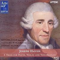 Haydn - Trios for Flute, Violn & Cello by Suga
