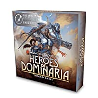Magic: The Gathering: Heroes of Dominaria Board Game Premium Edition [並行輸入品]