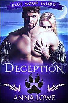Deception (Blue Moon Saloon Book 5) by [Lowe, Anna]