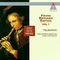 Recorder Sonatas & Fantasias