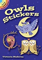 Owls Stickers (Dover Little Activity Books Stickers)