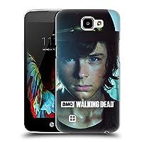 オフィシャルAMC The Walking Dead カール キャラクター LG K4 専用ハードバックケース