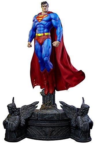 バットマン ハッシュ スーパーマン マントファブリック ミュージアムマスターライン 1/3 スタチュー MMDCBH-02F