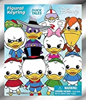 Disney 3D Figural Keyring DuckTales Mystery Box [24 Packs] [並行輸入品]