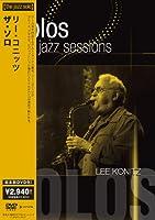 【the jazz solo】シリーズ リー・コニッツ/ザ・ソロ [DVD]