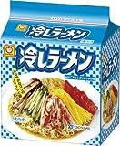 マルちゃん 冷しラーメン 5食×6袋入 (30食)