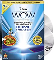 Wow: World of Disney [DVD] [Import]