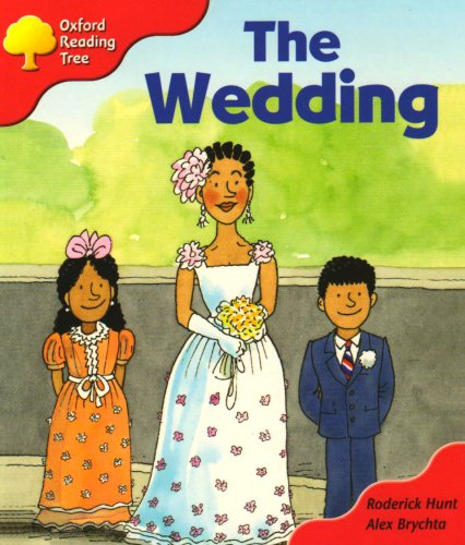 Oxford Reading Tree: Stage 4: More Storybooks: the Weddingの詳細を見る