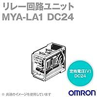 オムロン(OMRON) MYA-LA1 DC24 (有接点アナンシェータ) NN