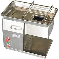 NEWTRY QX 250kg/h肉スライサー 電動 3mmブレード付き 業務用 商用 特殊なステンレススチール製 飲食会社/肉処理会社/幼稚園/食堂/レストラン/ホテル用 日本語説明書付き CE認証 (220V)
