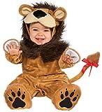 ベビー用 ライオン着ぐるみ なりきりコスチューム/衣装【ru881522】 ワンサイズ ブラウン