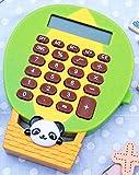 (ココ)COCO 文具 オフィス 電卓 手のひら サイズ トイ 電卓 アニマル 計算機 お楽しみ 動物