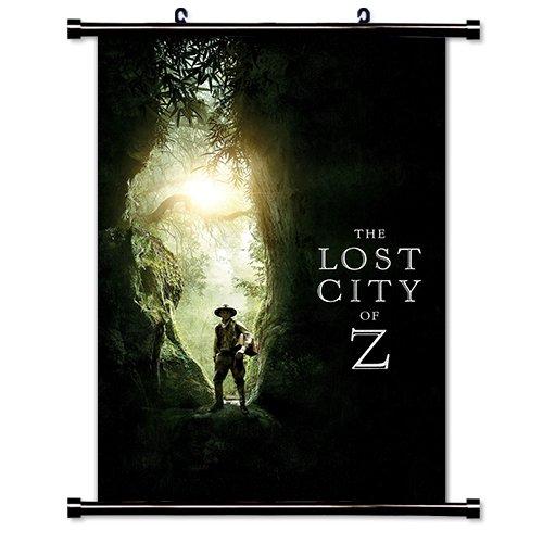 The Lost City of Zムービー壁スクロールポス...