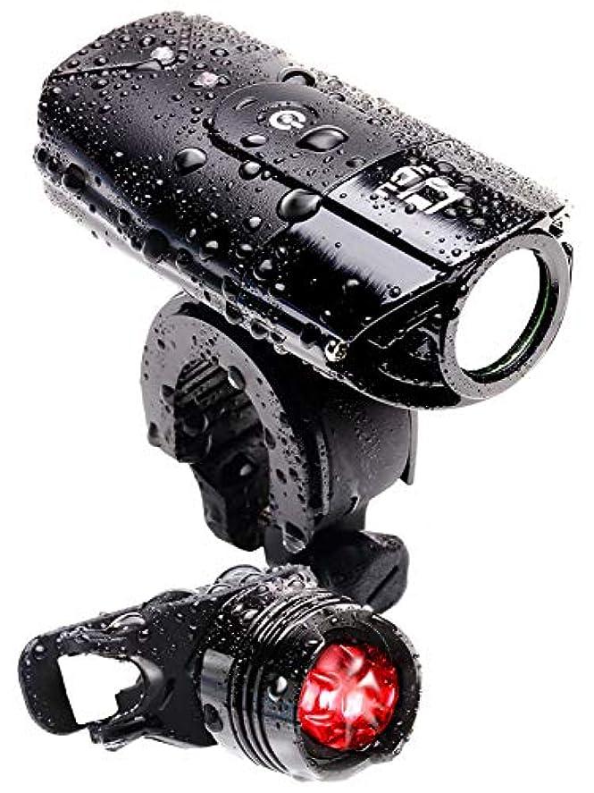 被るトロリー日付付きLICLI 自転車ライト 防水 USB 充電式 明るい LED ヘッドライト 前照灯 日本語説明書で簡単取り付け 「 テールライト ホルダー 付 」「 高輝度 軽量 コンパクト 」「 クロスバイク ロードバイク 自転車 」 4カラー