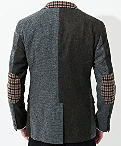 Crazy Tweed 3-button Jacket 3122-186-0472: 1