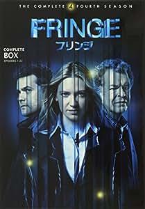 FRINGE/フリンジ 〈フォース・シーズン〉 コンプリート・ボックス [DVD]
