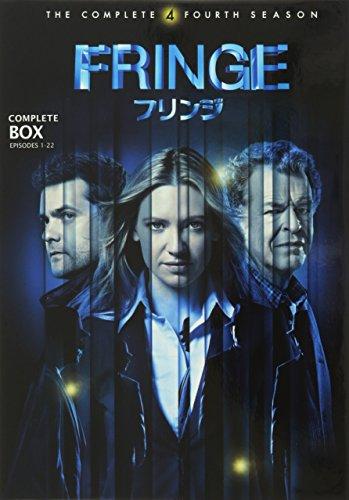 FRINGE / フリンジ 〈フォース・シーズン〉 コンプリート・ボックス [DVD]の詳細を見る