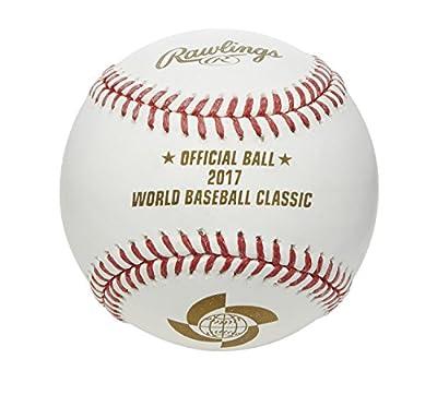 Rawlings(ローリングス) ローリングス(R) 2017WBC オフィシャルボール ROWBC17-R