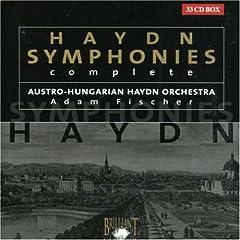 アダム・フィッシャー指揮 ハイドン交響曲全集の商品写真