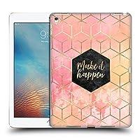 オフィシャルElisabeth Fredriksson Make It Happen タイポグラフィ iPad Pro 9.7 (2016) 専用ハードバックケース